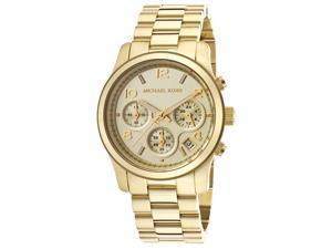 Michael Kors MK5055 Midsized Chronograph Gold-tone Unisex Watch