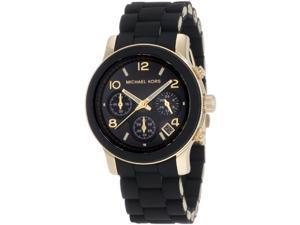 Michael Kors Black Catwalk Chronograph Watch MK5191