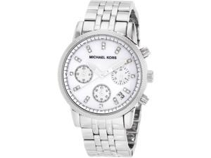 Michael Kors Ladies Stainless Steel Bracelet Watch MK5020