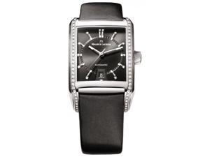 Unisex watch M. LACROIX PONTOS RECTANGUALIRE DIAMONDS PT6247-SD501-350