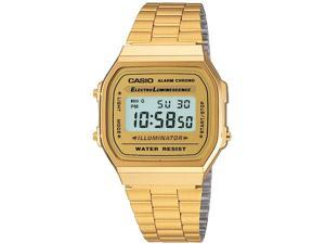 Unisex watch RELOJ CASIO CHAPADO DIGITAL A168WG-9EF