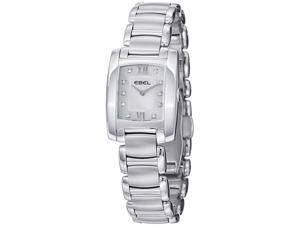 Ebel Brasilia Mini Mother-of-Pearl Dial Diamond Watch 1215605