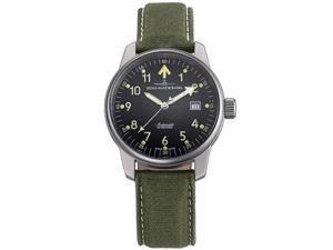 Mans watch ZENO PILOT 6554RA-B
