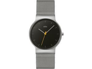 Mans watch BRAUN CLASSIC GENT WATCH BN0211BKSLMHG