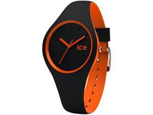 Womans watch ICE DUO BLACK ORANGE DUO.BKO.S.S.16