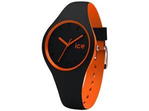 Unisex watch ICE DUO BLACK ORANGE DUO.BKO.U.S.16