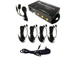 BAFX Products - IR Repeater - Remote control extender kit - Operate 1 to 8 devices!