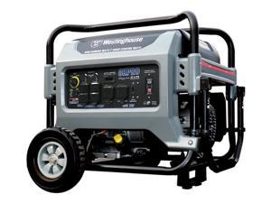 Westinghouse 8KPRO Portable Generator, 8,000 running watts / 10,000 starting watts. Commercial / Residential generator with electric & remote start