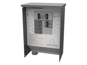 Westinghouse WHMTS50 - 50 amp Manual Transfer Switch