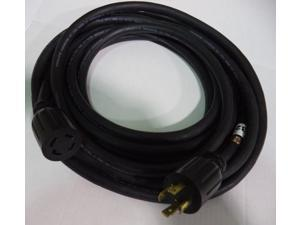 Westinghouse 30 amp Power Cord - 25' 10ga. For Manual Transfer Switch