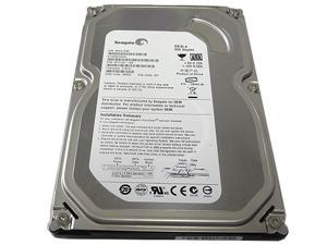 "Seagate ST3250310CS 250GB 7200 RPM 8MB Cache SATA 3.5"" Internal Desktop Hard Drive - OEM w/1 Year Warranty"