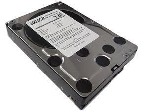 "WL 2 Terabyte (2TB) 64MB Cache 7200RPM SATA2 (3.0Gb/s) 3.5"" Internal Destkop Hard Drive (PC/Mac/CCTV DVR)- w/ 1 Year ..."