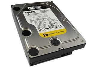 "Western Digital RE3 WD5002ABYS 500GB 16MB Cache SATA 3.0Gb/s 3.5"" Hard Drive - OEM w/1 Year Warranty"