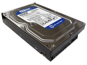 """Western Digital Caviar Blue WD3200AAJS 320GB 8MB Cache 7200RPM SATA2 3.5"""" Desktop Hard Drive - OEM w/ 1 Year Warranty"""