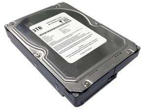 "WL 3TB 7200RPM 64MB Cache SATA 6.0Gb/s 3.5"" Internal Desktop Hard Drive (For PC/Mac/DVR) w/1 Year Warranty"