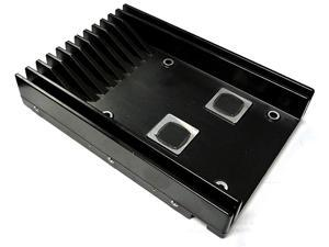 "Western Digital IcePack 2.5-inch to 3.5-inch Hard Drive Heatsink Mounting Kit Frames (WDSL002S) - For 2.5"" HDD/SSD Drive"