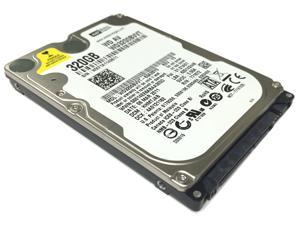 "Western Digital WD3200BVVT 320GB 8MB Cache 5400RPM SATA 3.0Gb/s 2.5"" Notebook Hard Drive - w/ 1 Year Warranty"