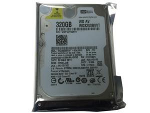 "Western Digital 320GB 5400RPM 2.5"" SATA PS3/ PS4 Hard Drive w/ 1 Year Warranty"