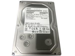 "Hitachi Ultrastar 7K3000 HUA723030ALA640 (0F12457) 3TB 7200 RPM 64MB Cache SATA 3.0Gb/s 3.5"" Internal Hard Drive (Enterprise Grade) - w/1 Year Warranty"