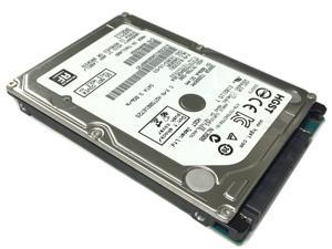 "HGST 7K750-500 HTS727550A9E364 500GB 7200RPM 16MB Cache SATA 3.0Gb/s 2.5"" Internal Notebook Hard Drive"