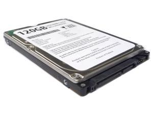 "WL 120GB 8MB Cache 5400RPM SATA Notebook 2.5"" Hard Drive w/1-Year Warranty"