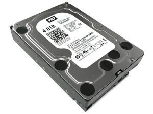 "Western Digital WD Green WD40EZRX 4TB IntelliPower 64MB Cache SATA III 6.0Gb/s 3.5"" Hard Drive"
