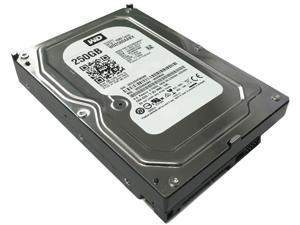 """Western Digital Caviar Blue WD2500AAKX 250GB 7200 RPM 16MB Cache SATA 6.0Gb/s 3.5"""" Internal Hard Drive - 1 Year Warranty"""
