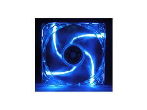 MassCool BLD-14025S1L 140mm 3 / 4 pin Blue LED Case Fan