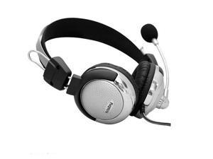 Frisby Computer PC Headphones W Noise Canceling MIC