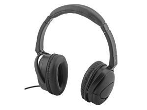 iConcepts Noise Canceling Headphones 3.5mm Jack for Smartphones & tablets