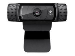 New Logitech C920 HD Pro Webcam, 1080p Widescreen Video Calling - 960-000764