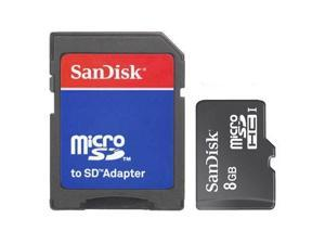 Brand New SanDisk Class 4 8GB Micro SD/Micro SDHC/TF Flash Memory Card 8 GB G 8G