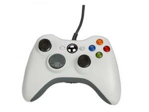 New USB Wired Game Pad Controller For Microsoft Xbox 360 Xbox360  White