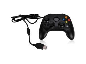 New Game Wired Controller Gamepad for Microsoft XBOX S Type 2 Black