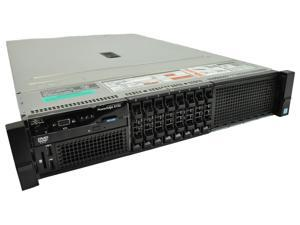 Dell PowerEdge R730 Rack Server with 2 x Intel Xeon 12 Core E5-2670V3 2.30 GHz 30MB Intel Smart Cache 120W TDP, 768GB DDR4 RAM, 4 x 900GB 10K RPM SAS 2.5 Inch HDD & 2 x 480GB SSD SATA 2.5 Inch