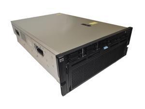 HP ProLiant DL580 G7 Rack Server with 2 x Intel Xeon 10 Core E7-4850 2.00 GHz 24MB Intel Smart Cache 6.40 GT/s QPI 130W TDP, 16GB DDR3 RAM, 8 x 1.2TB 10K RPM SAS 6Gb/s 2.5 Inch HDD