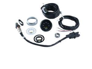 AEM 6-IN-1 DIGITAL WIDEBAND O2 WBO2 UEGO CONTROLLER AIR FUEL RATIO GAUGE KIT