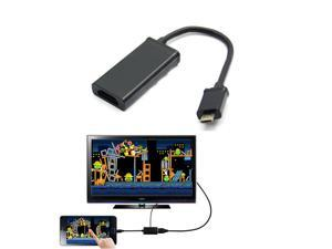 MHL Micro USB to HDMI Adapter converter for Samsung S3 S4 S5 Note 2 3 TAB 3 8.0