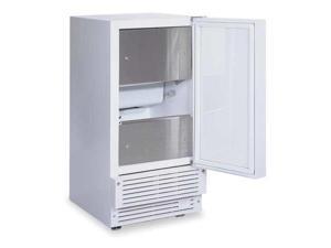 Ice Machine, White ,Marvel Scientific, 6ADI6012
