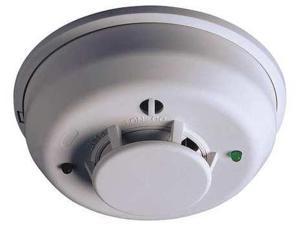 SYSTEM SENSOR 4WTA-B Smoke Alarm, 12/24 VDC, 4-Wire, Therm Sen