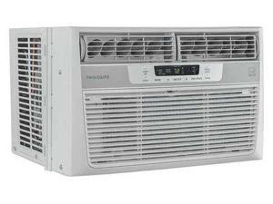 FRIGIDAIRE FFRH08221 Window A/C w/Heat, 115V
