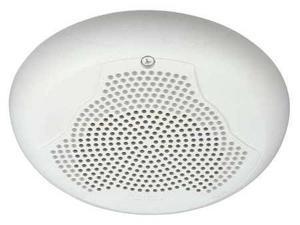 SYSTEM SENSOR SPCW Ceiling Speaker, White