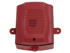 SYSTEM SENSOR HRK Outdoor Horn, Red