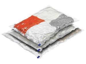2 Medium and 1 Large Vacuum Storage Bag, Honey-Can-Do, VAC-01351