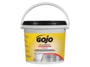GOJO 6398-02 Scrubbing Towels, 170, Bucket, Citrus