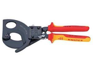 Insulated Cable Cutter, Knipex, 95 36 280 SBA