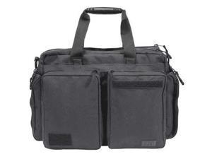 Bag, Side Trip Briefcase, 1050D Nylon, Black, 5.11 Tactical, 56003