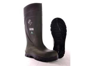 Size 14 Knee Boots, Men's, Green, Steel Toe, Bekina