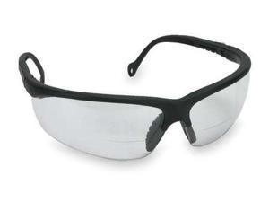 CONDOR 2VKZ6 Reading Glasses, +1.5, Clear, Polycarbonate