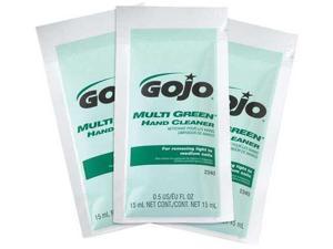 GOJO 2340-01 Hand Cleaner, Citrus, Green, PK 40